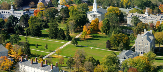 Middlebury College Vermont Green College Campus Eco Friendly Environment